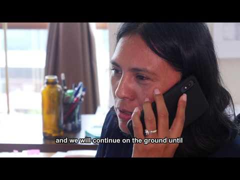 MOE UE Perú 2020. Norma de la Cruz, coordinadora de los observadores