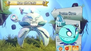 ЛЕДЯНОЙ ЦИТРОН [Frozen Citron] - PVZ: GW 2 - ОСТЫНЬ ДЕТКА !