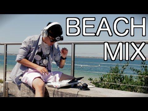 DJ Ravine's WeGO2 The Beach Mix! (ELECTRO)