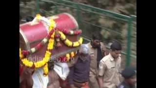 Thanka Anki procession, Sabarimala
