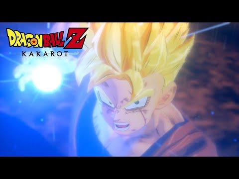 Gohan VS Android 17 & 18 - DLC 3 de Dragon Ball Z: Kakarot