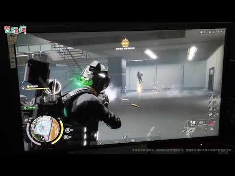 台灣團隊新作《CODE2040》實機遊玩畫面曝光