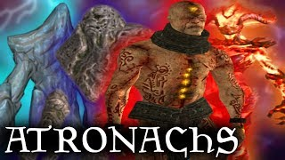 ELEMENTAL DAEDRA - The Atronachs - Elder Scrolls Lore