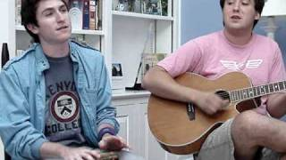 Walk the Moon - Anna Sun (Acoustic) Live  2009-6-27