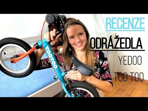 Video v článku Video recenze: Yedoo odrážedlo TooToo