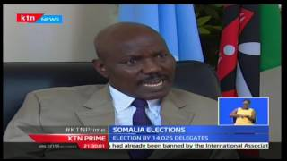 KTN Prime: Somalia goes to the polls to elect members of the Senate and Parliament