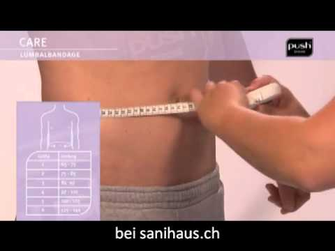 Schmerzen in der Lendenwirbelsäule Ursachen und Behandlung