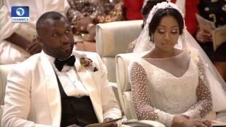 Metrofile: Its A Royal Wedding As Ewemade Igbenedion Ties Knot With Ganiu Kuteyi