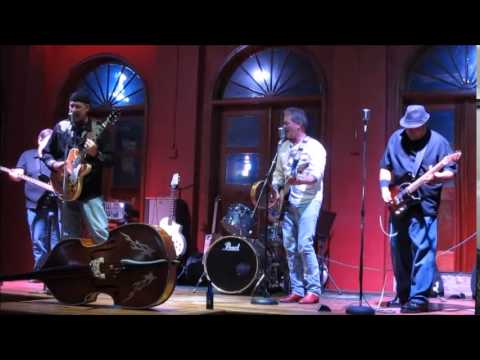Darby Warren Project Live at The Franchise