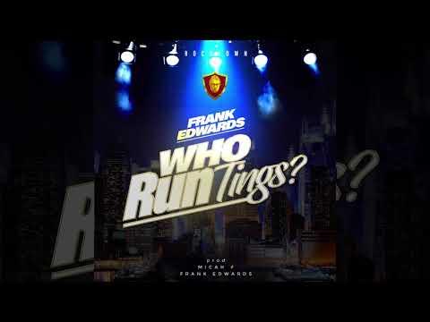 Who Run Things