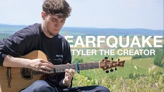 EARFQUAKE By Tyler The Creator Played On Guitar