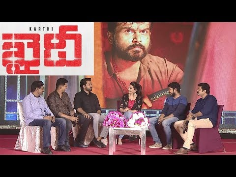 khaidi-movie-team-interview