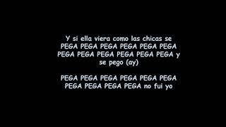 Tito El Bambino   PegaPega LETRASLYRICS