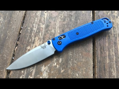 The Benchmade Bugout Pocketknife: The Full Nick Shabazz Review