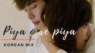 Piya O Re Piya | Korean Mix | Doctor Stranger |Jin Se-yeon and Lee Jong-suk
