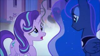 My Little Pony: FiM | Temporada 6 Capítulo 25 Part (1/4)|De Ida Y Vuelta  [Español Latino]