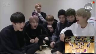 [BANGTWICE] BTS Reacts To Twice's MV (Cheer Up) [FM]