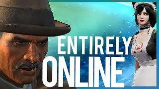 If Fallout 4 Was Entirely Online 2