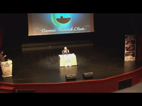 Mirac Özel Programı Bağlarbaşı Kültür Merkezi Üsküdar-2 Nis 2019