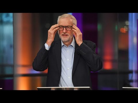 Corbyn is 'in knots' over Brexit