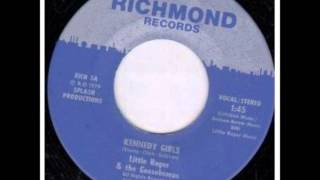 Kennedy Cinnamon Girls Little Roger The Goosebumps