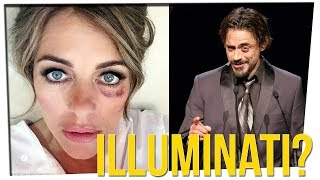 Conspiracy Theory Suggests Celebs With Black Eye Are Illuminati ft. Tim DeLaGhetto