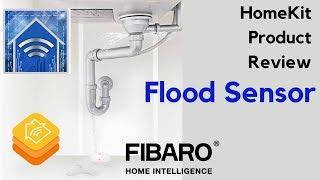 HomeKit Product Review: Fibaro Flood Sensor