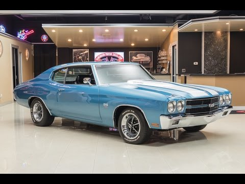 Video of '70 Chevelle - M8F5