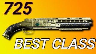 Best 725 SHOTGUN Class Setup!!! Best Modern Warfare Class Setups
