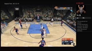 NBA 2k19 my career Grizz v New York Live Stream!