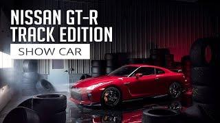 Show Car - Nissan GT-R Track Edition