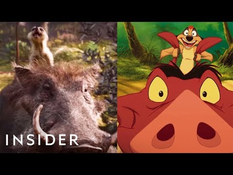 Everything You Missed In The New Trailer For 'The Lion King'
