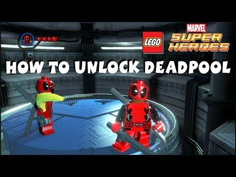 marvel lego deadpool code