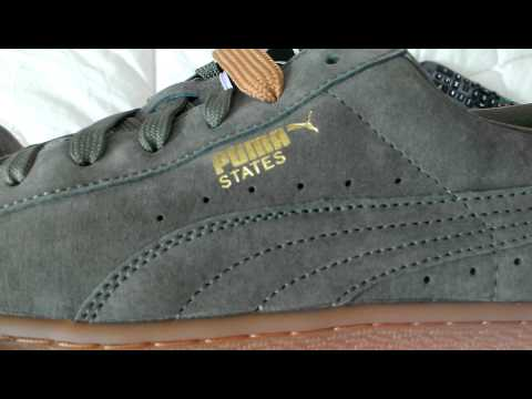 "Sneaker Collection #65 Puma Suede States ""Winter Gum"" Pack"