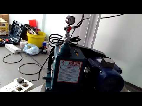 Laboratory High Vacuum Pumps