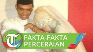 Fakta Perceraian Ustaz Abdul Somad dan sang Istri Mellya Juniarti