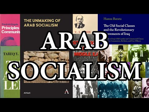 Book Recommendations: Arab and West Asian Socialism