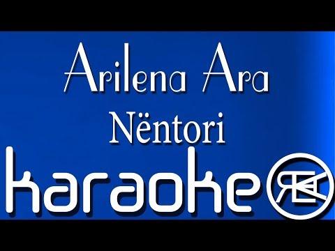 Arilena Ara - Nëntori ( Karaoke Lyrics )