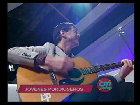 Jóvenes Pordioseros video Descontrolado - Estudio CM 2016