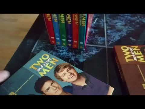 Part 37 Two And A Half Man DvD Box Set