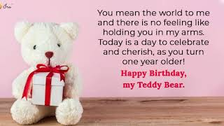 Daughter Birthday Quotes Video