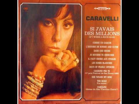 Caravelli - Days Of Pearly Spencer (1968)