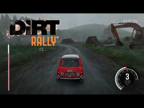 Обзор геймплея игры Dirt Rally | Первый взгляд