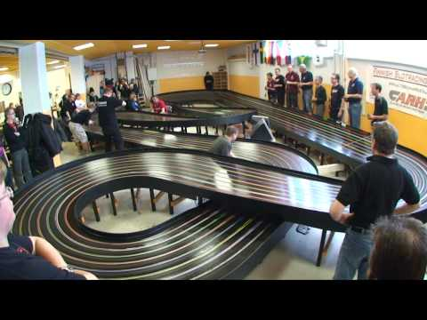 Humor video E-cards, Slot car racing European Championship Finals 1432010 More info. Funny humor