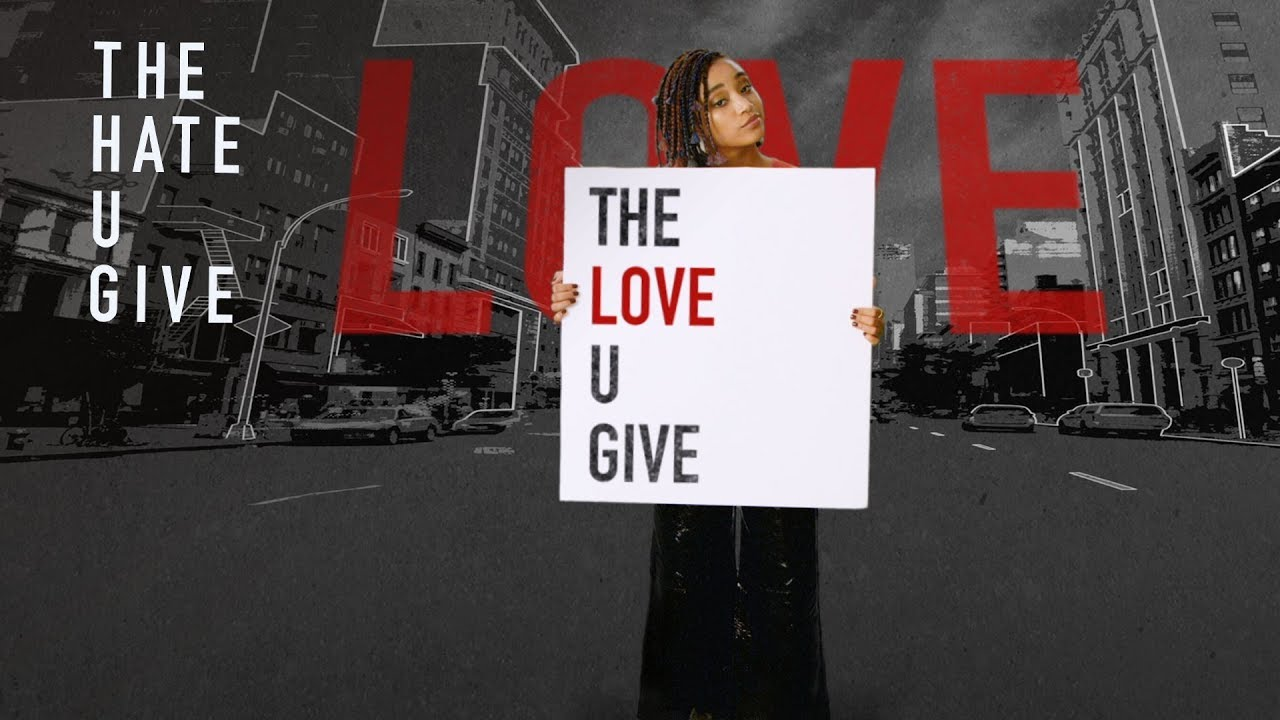 The Hate U Give - #ReplaceHate
