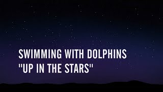 Swimming With Dolphins - Up In The Stars (Lyric Video)