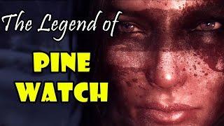 Skyrim: Secret Passage (The Legend of Pinewatch)