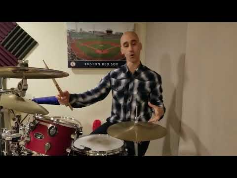 quick overview of the song and grooves  sudburydrumlessons.com