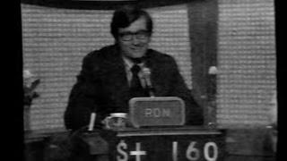 JEOPARDY! 1974-75 Nighttime Syndicated Season