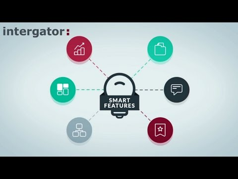 Smart Data with intergator:  Enterprise Search next Generation made in Germany